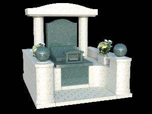 墓石No.5