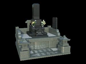 墓石No.2