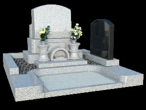 墓石No.3