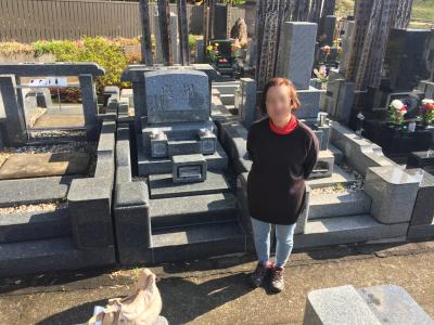 建墓事例集 寺院墓地その2