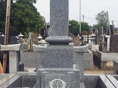 建墓事例集 寺院墓地その3