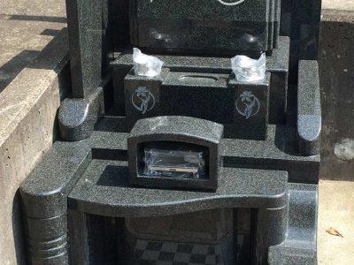 建墓事例集 寺院墓地その7