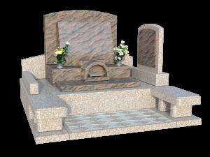 墓石No.4