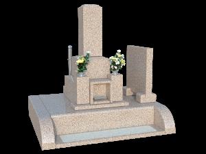 墓石No.6