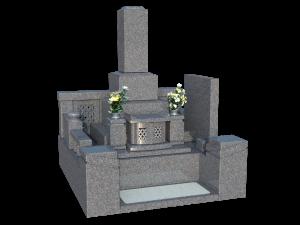 墓石No.8