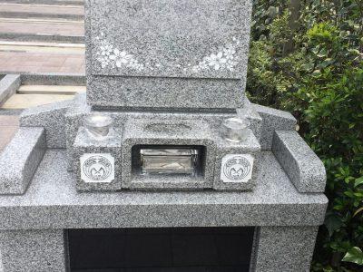 建墓事例集 民営霊園その8